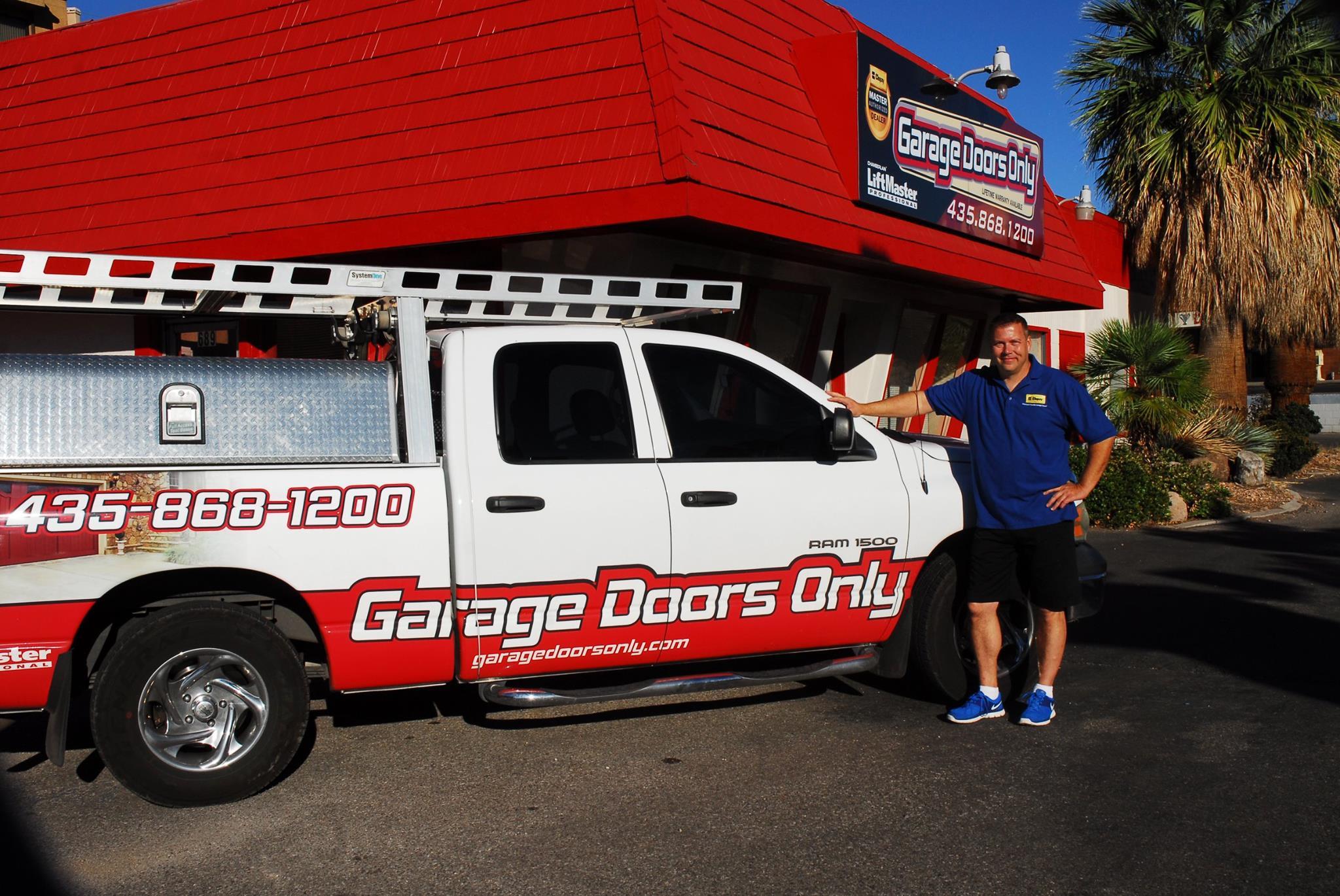 utah garage doorGarage Doors Only  St George  Payson Utah  Fast service Fair