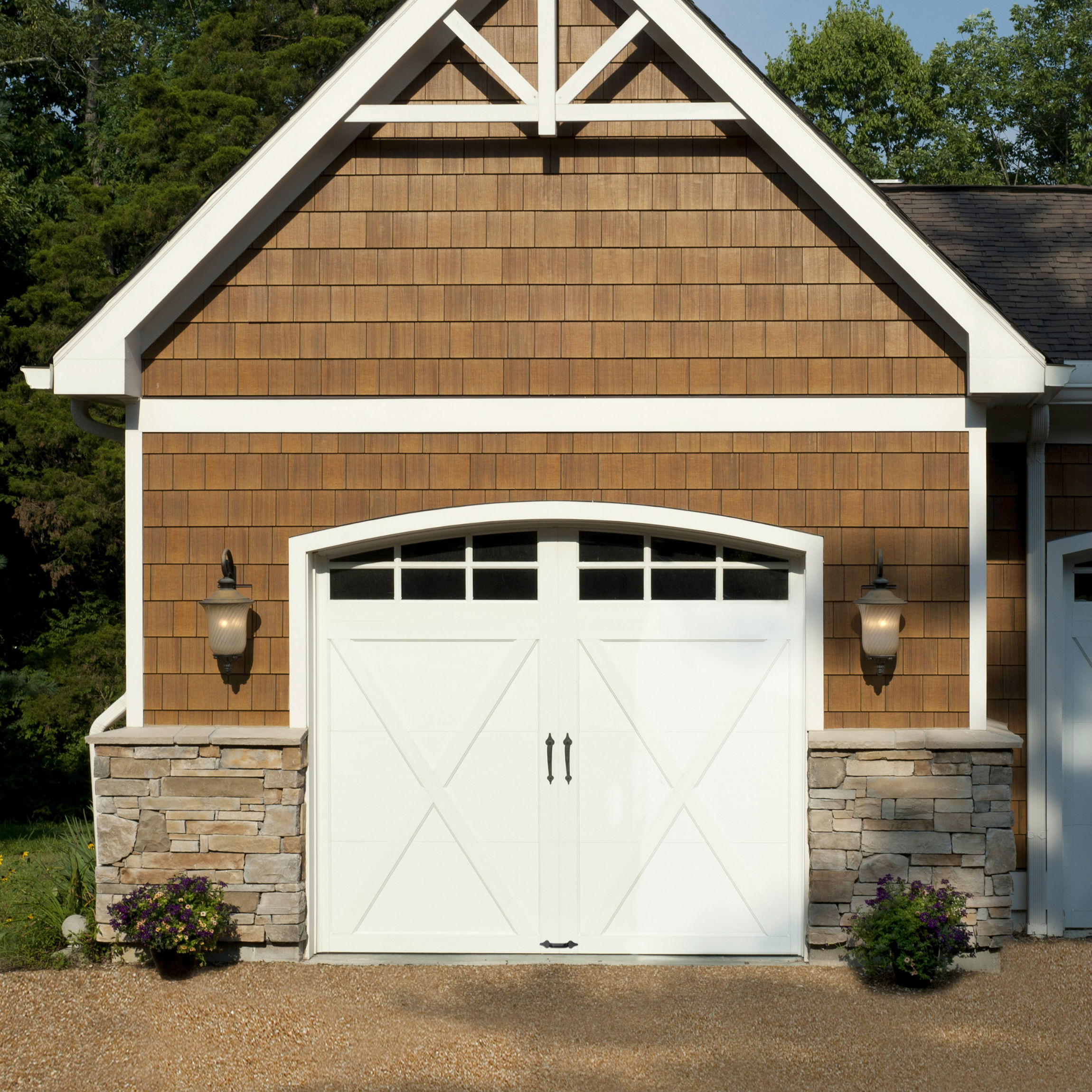 2300 #8D683E Residential Door Gallery – Garage Doors Only St. George & Payson  pic Coachman Garage Doors 38312300